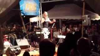 serata al bagno tortuga di rimini con Giovanni Vernia 24/07/2010