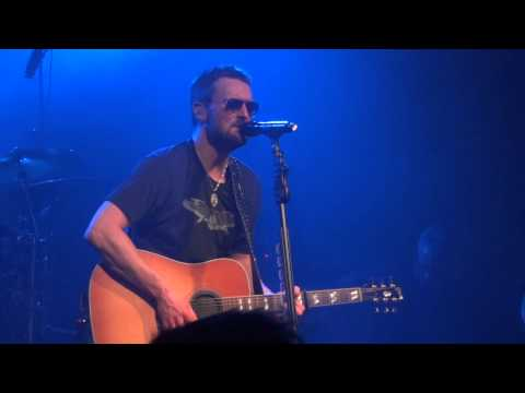 Eric Church in Hamburg 3/7/14 - Give me back my hometown
