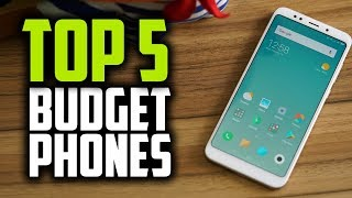 Best Budget Phones in 2018 - Which Is The Best Budget Smartphone?