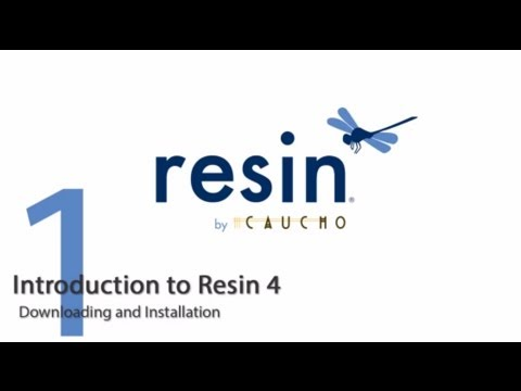 Introduction to Caucho Resin - Part 1 - Downloading and Installation