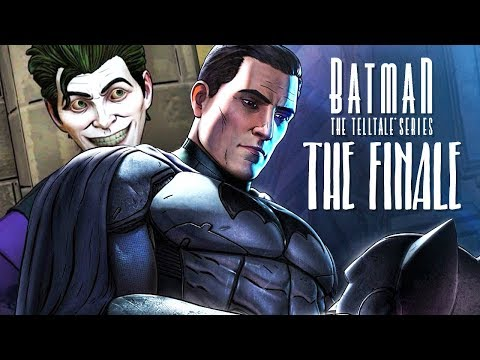 BATMAN THE FINALE! (The Enemy Within)