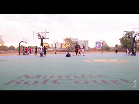 The Manute Bol Court