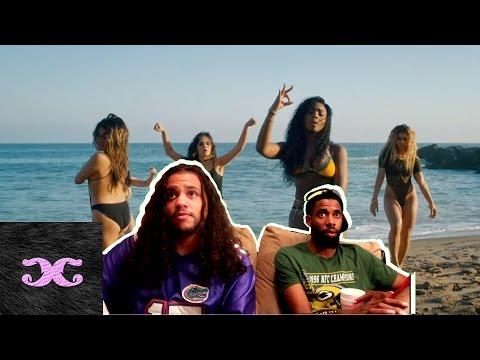 Fifth Harmony & Fetty Wap - All In My Head FLEX [Reaction]