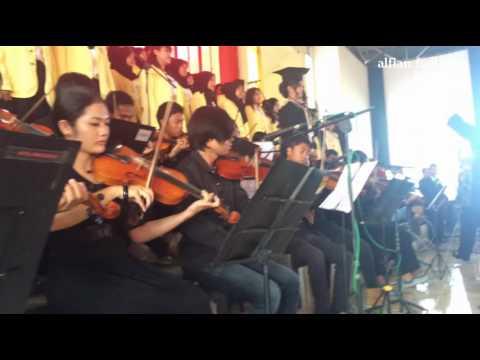 Shimpony Buat Guru - Orchestra dan Paduan Suara Sendratasik UNP