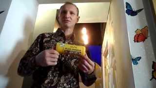 СТУДИЯфаза.РФ  видео как чистить натяжные потолки SAM 1292