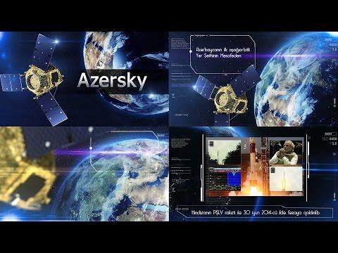Azercosmos - Azersky satellite