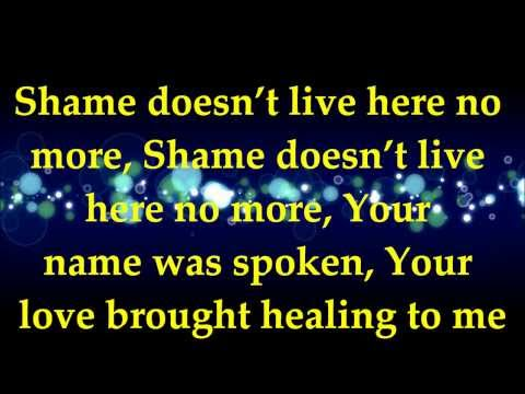 Planet Shakers - Your Name Brings Healing To Me - Lyrics
