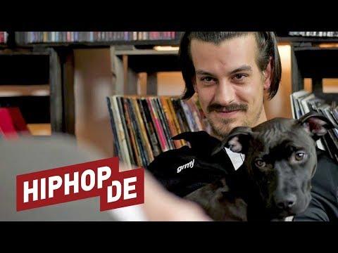 Haze beantwortet Fanfragen: Rap-Vorbilder, seine Hunde, Karlsruhe & Kroatien – Toxik (Interview)