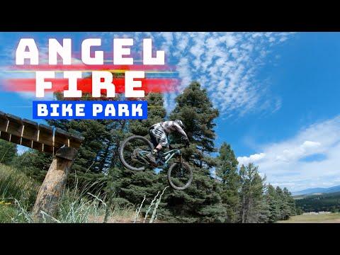 Angel Fire Bike Park 4K