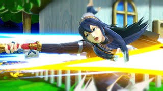 LUCINA THE ELITE - Smash Ultimate