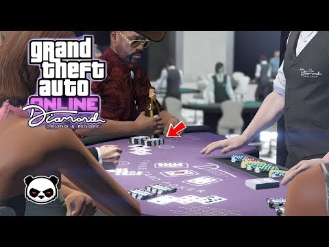 GTA Online Casino DLC | 3 Card Poker How To Play And Win