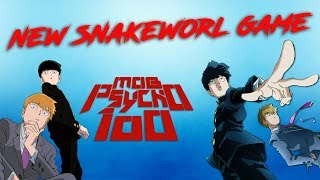 NEWEST SnakeWorl game Psychic World 2 | Mob Psycho 100 on ROBLOX | ESPer Gameplay
