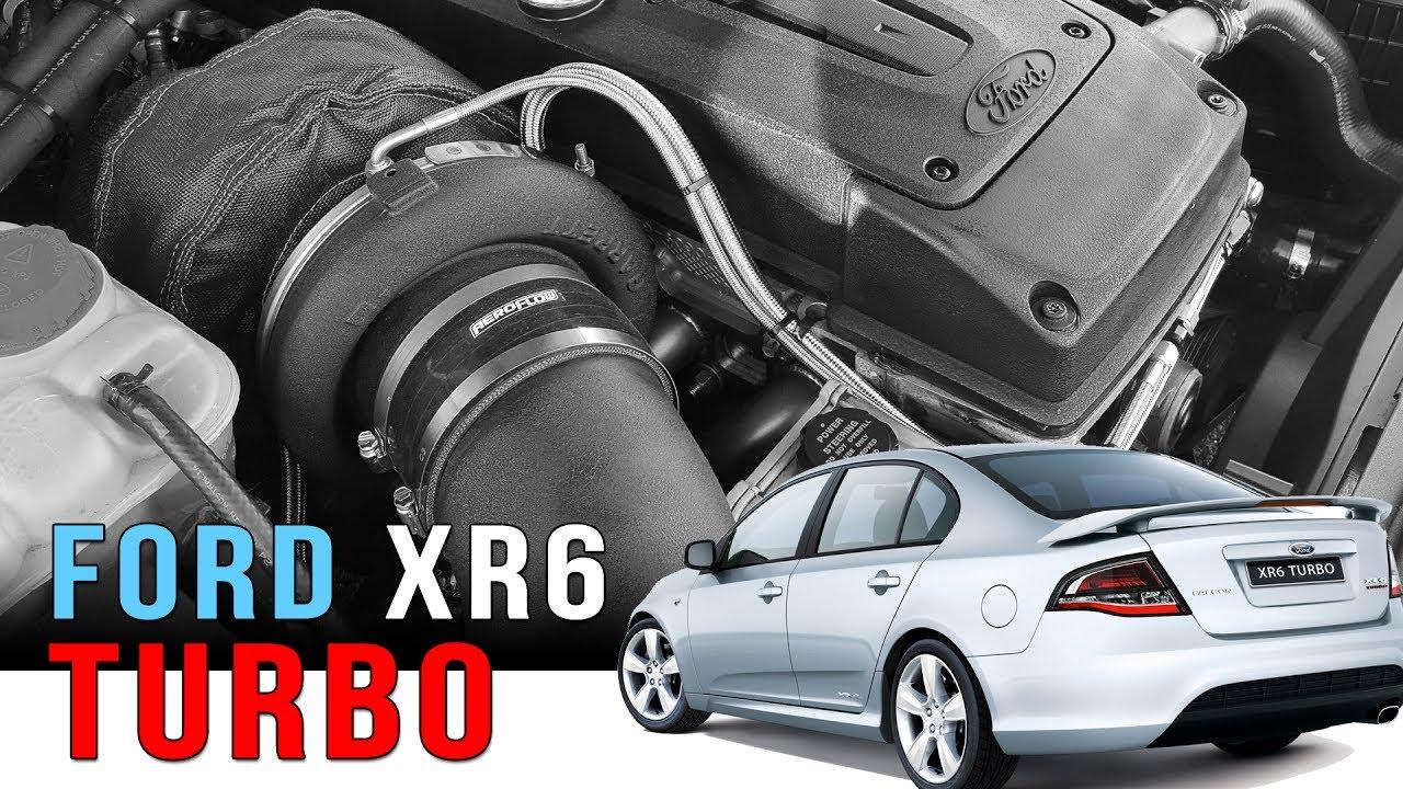 BARRA upgrade | Ford FG Falcon XR6 turbo