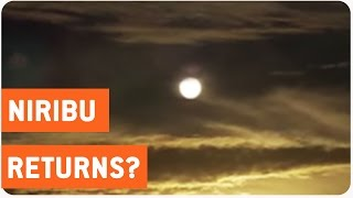 Mysterious Glowing Object In The Sky | Nibiru?