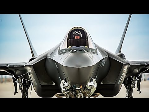 US Military Show of Force -