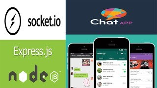 Socket.io Chat App Using Websockets