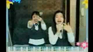FUNNY! Korean Girls Karaoke  Comedy Singing - Songs Sexy Music Video