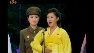 Северная Корея шоу Голос 2017 №6  北朝鮮(без перевода)