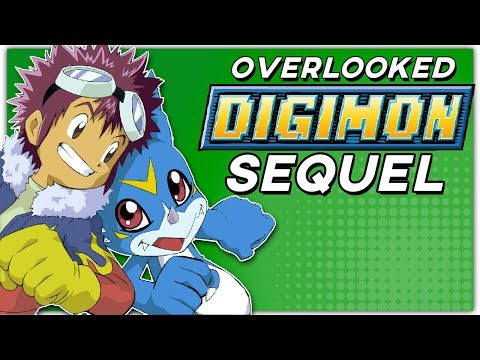 Digimon 02: Overlooked Sequel | Billiam