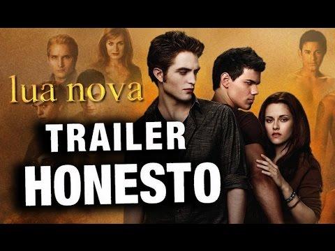 Trailer do filme A Saga Crepúsculo: Lua Nova