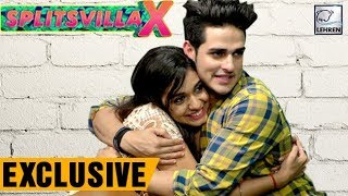 Priyank sharma & divya agarwal's first couple interview after splitsvilla 10 | exclusive