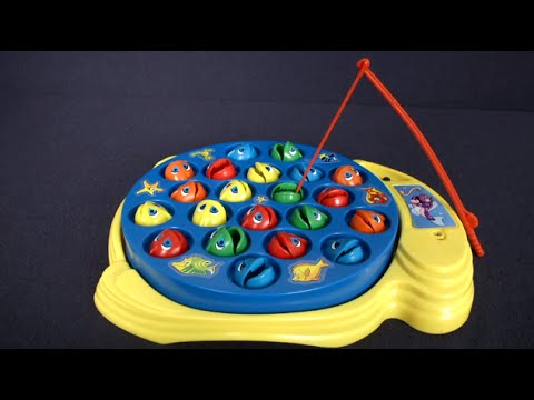 Let's Go Fishin' Game From Pressman Toy