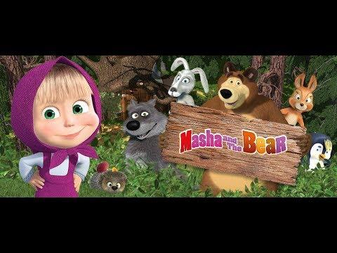 Maşa Ile Koca Ayi Boyama Oyunu Masha And The Bear Mp3 Indir