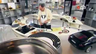 Гуляш по-венгерски с мини-клецками рецепт от шеф-повара / Илья Лазерсон / венгерская кухня