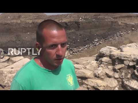Russia: 2,000-yo Ancient Greek fortress discovered in Crimea