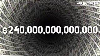 Сколько всего денег на Земле?