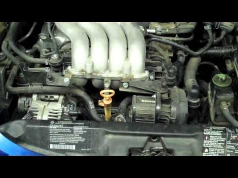 [SCHEMATICS_4CA]  How to diagnose Beetle overheating - YouTube | Vw Beetle Engine Diagram |  | YouTube