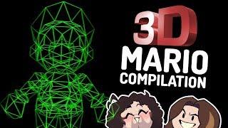 3D Mario Games Compilation!
