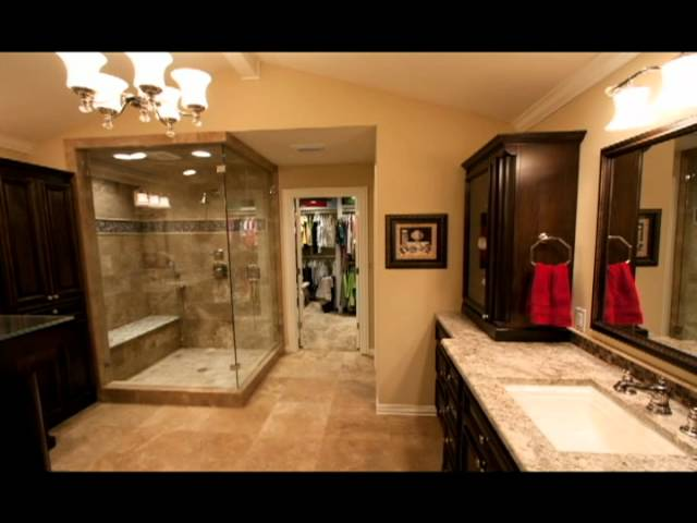 Smith's Master Bathroom Remodel, Arlington, Texas