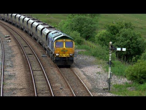 Trains in the Hills - Blea Moor Activity.