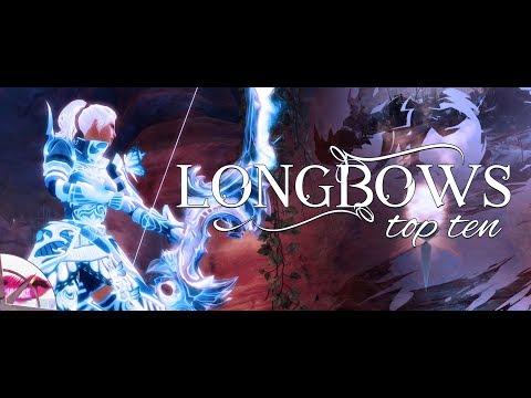 Guild Wars 2 | Top Ten Longbows | The Herald