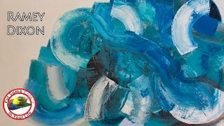 Fine Art Tips with Ramey Dixon on Colour In Your Life