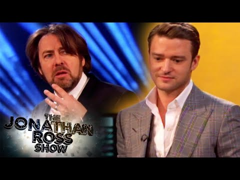 Justin Timberlake Plays Drunk Golf! - The Jonathan Ross Show