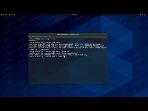 How To Mount CD/DVD ROM On CentOS / RHEL Linux