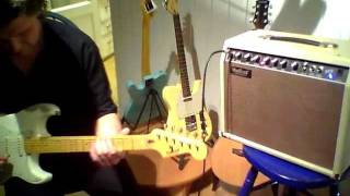 the Amp 25w (Overdrive) by Guitarpeople(
