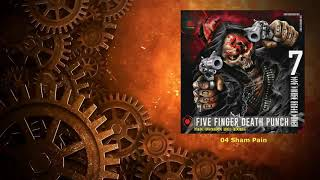 Five Finger Death Punch - And Justice For None (Full Album - 2018)