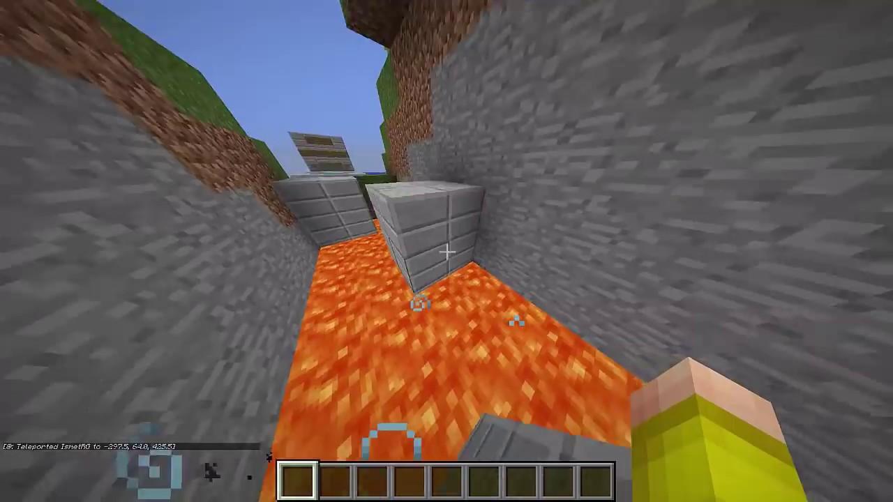 Minecraft DÜNYA'NIN EN KOLAY PARKUR HARİTASI! 😲👎