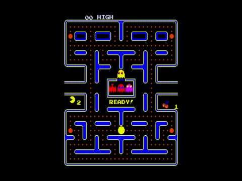 Pac-Man (Galaxian Hardware)