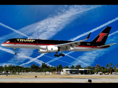 Trump Presidency: Guarantees NO MORE CHEMTRAILS?