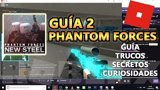 Phantom Forces, Bright Neon Weapons and Gameplay, Roblox English Guide Tutorial 2