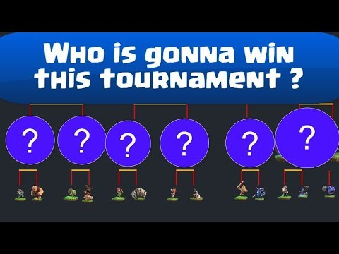 Ground Troops Tournament | Clash Of Clans