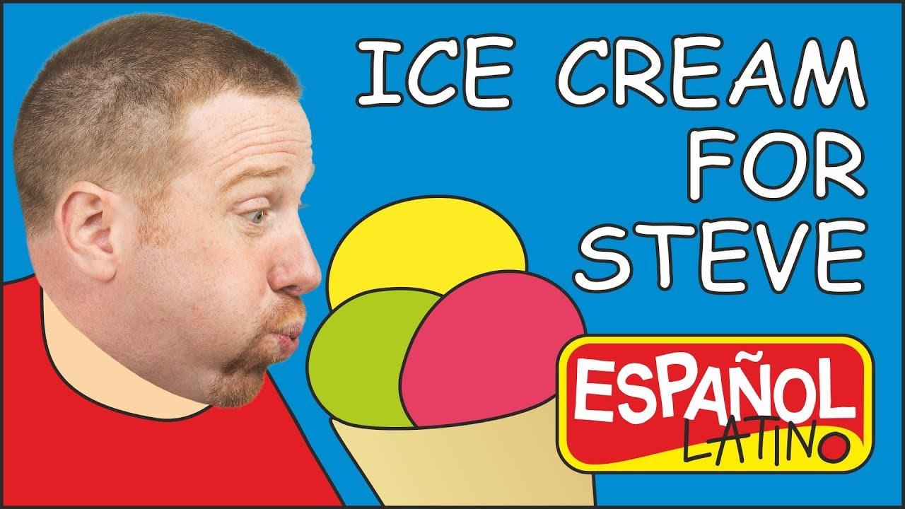 helado-para-steve-videos-para-nios-steve-and-maggie-espaol