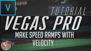 How TO MAKE AWESOME SPEED RAMPS (VELOCITY) IN VEGAS PRO (TUTORIAL)