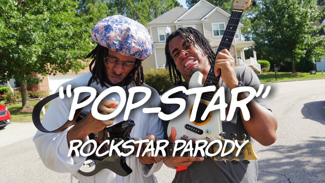 "Download ""POP-STAR"" - ROCKSTAR Parody"