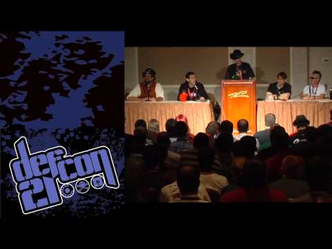 DEF CON 21 - Panel - Hardware Hacking with Microcontrollers