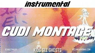 Kanye West & Kid Cudi - Cudi Montage (INSTRUMENTAL) *reprod*
